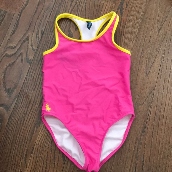 1d31c77bd1 Ralph Lauren Swim | Girls Suit | Poshmark